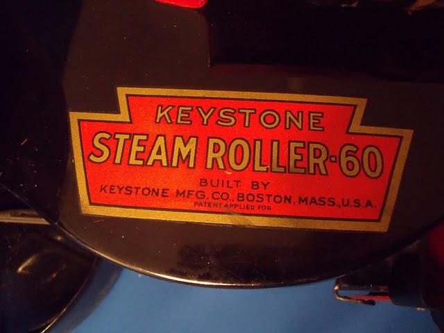 Keystone Toys - Pressed Steel Metal Toys